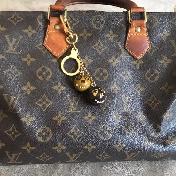 9201fb586e Louis Vuitton Handbags - Louis Vuitton Keychain